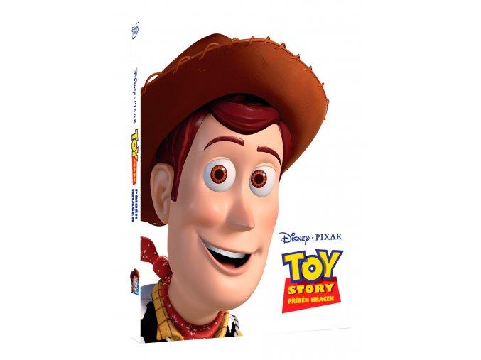 Toy Story: Příběh hraček S.E. DVD - Disney Pixar edice