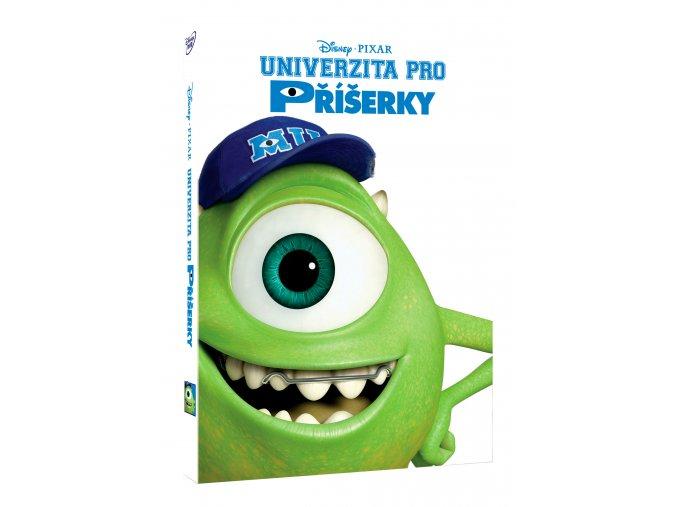 Univerzita pro příšerky DVD - Disney Pixar edice