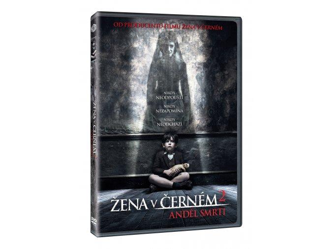 Žena v černém 2: Anděl smrti DVD
