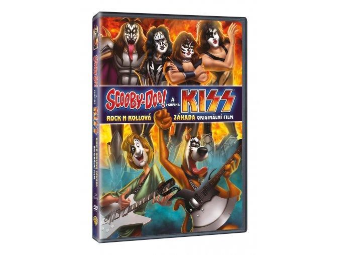 Scooby-Doo a skupina Kiss DVD