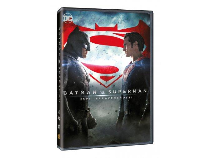 DVD: Batman vs. Superman: Úsvit spravedlnosti