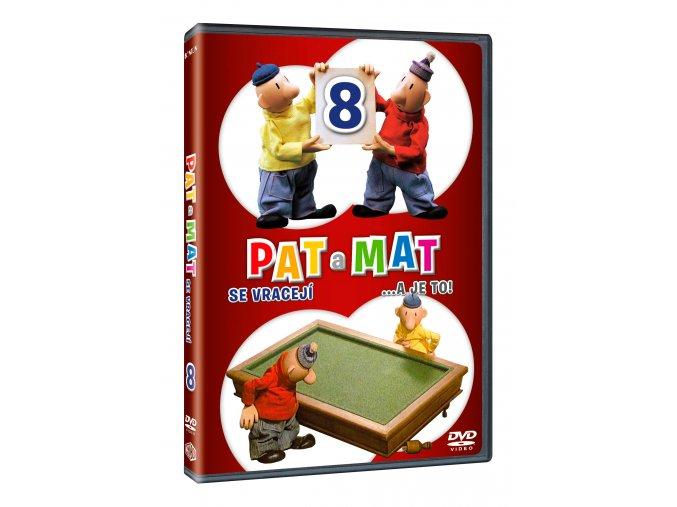 DVD: Pat a Mat 8