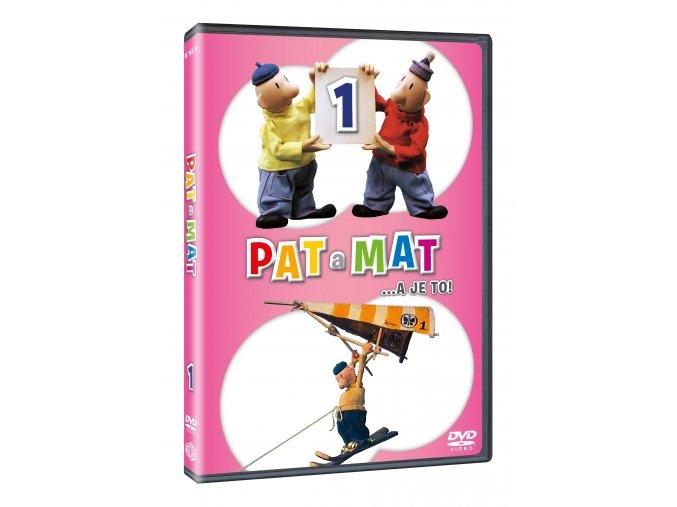 DVD: Pat a Mat 1
