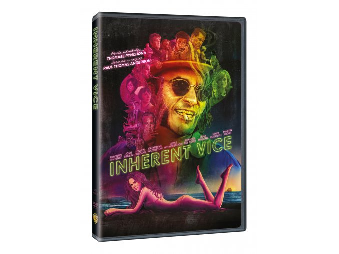 Inherent Vice DVD
