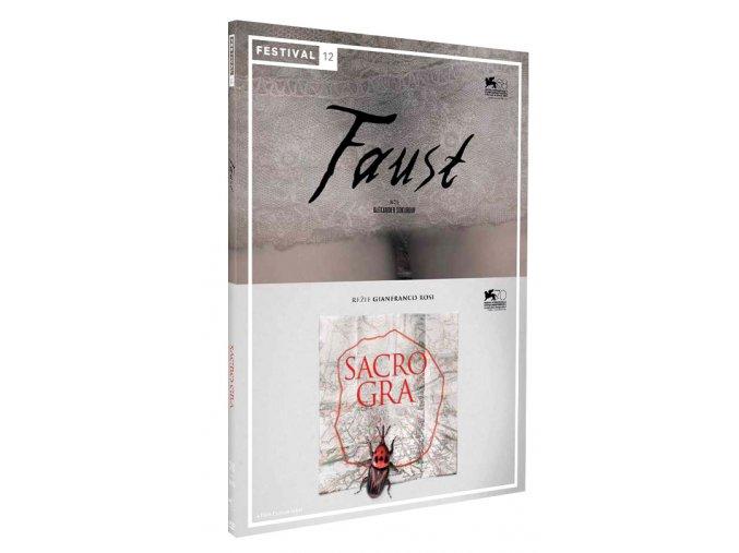 DVD: Faust & Sacro GRA 2DVD