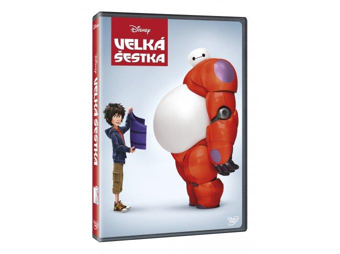 Velká šestka DVD