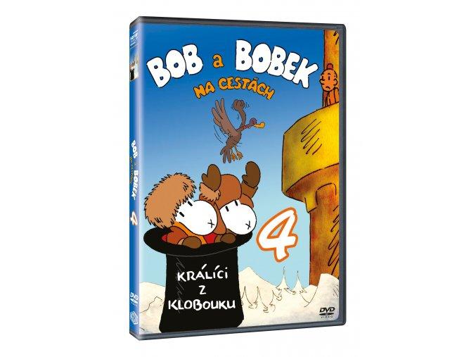 DVD: Bob a Bobek na cestách 4