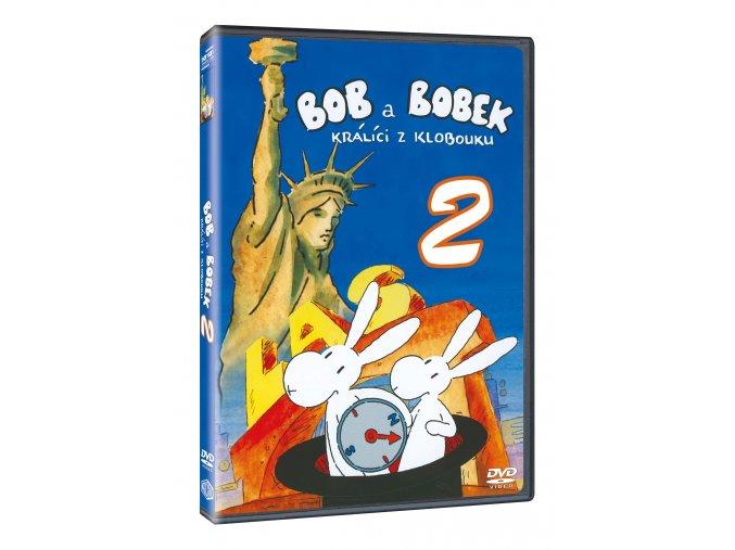 DVD: Bob a Bobek na cestách 2