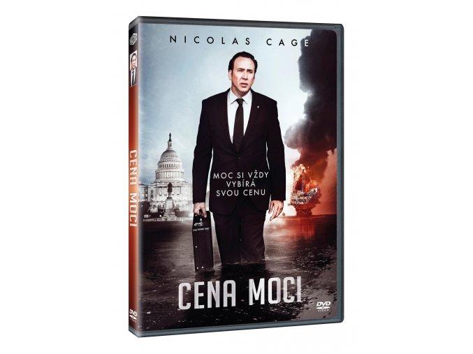 Cena moci DVD