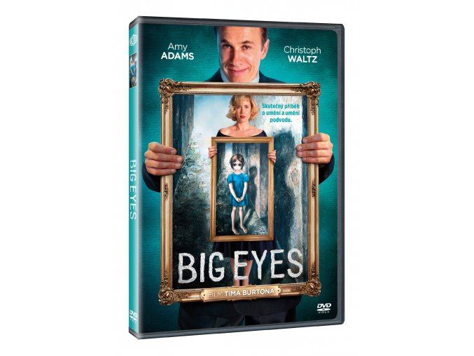 DVD: Big Eyes