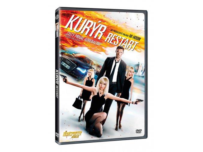 Kurýr: Restart DVD