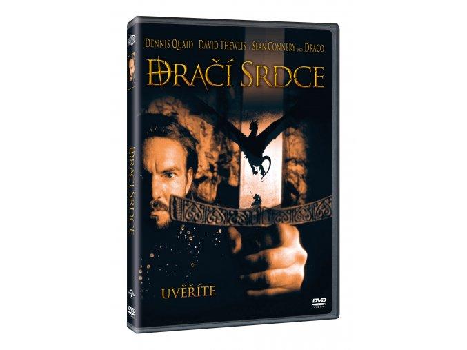 DVD: Dračí srdce DVD