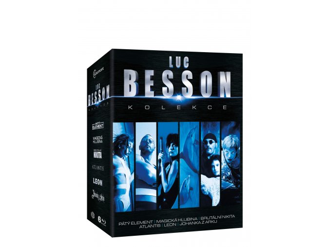 Luc Besson kolekce 6BD