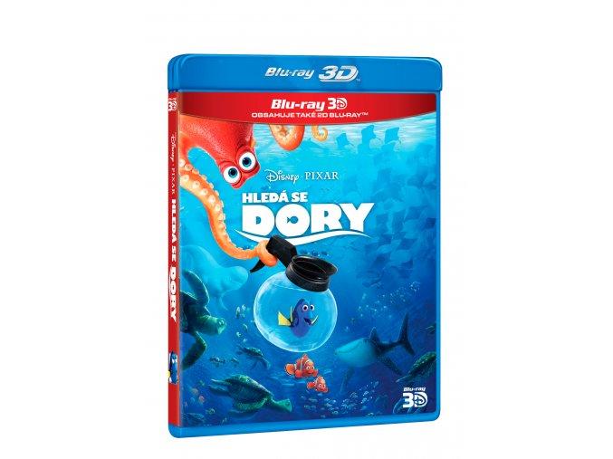Hledá se Dory 2BD (3D+2D)