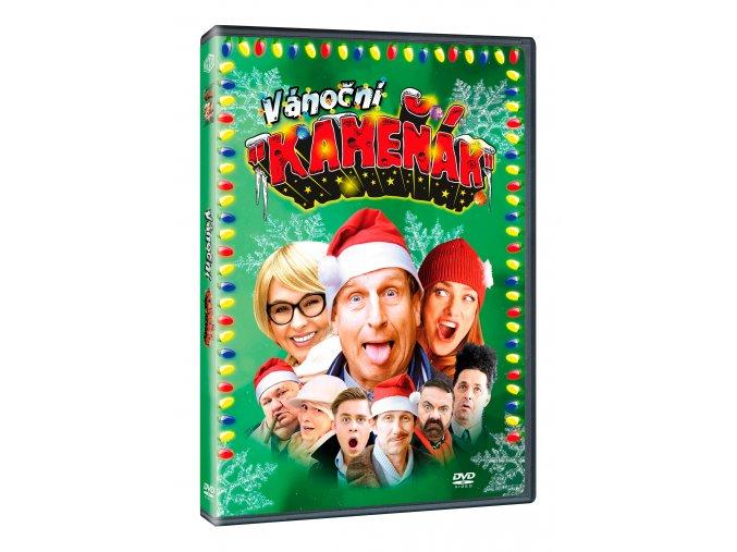 Vánoční Kameňák DVD