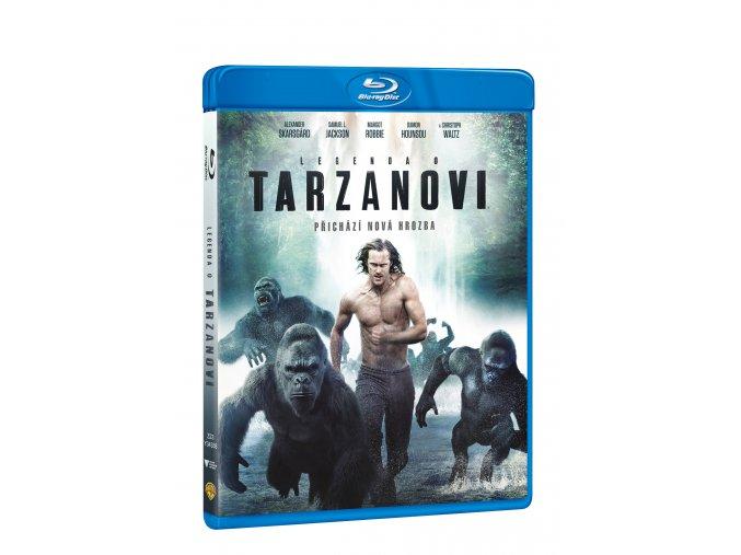 Legenda o Tarzanovi BD