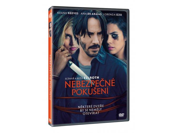 DVD: Nebezpečné pokušení