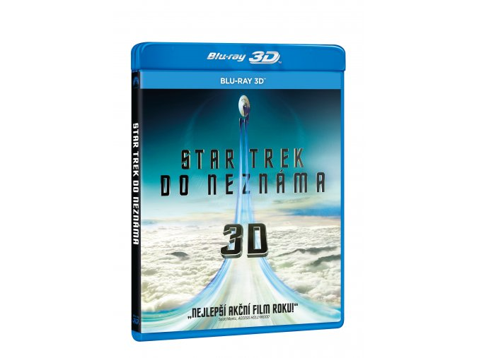 Star Trek: Do neznáma BD (3D)
