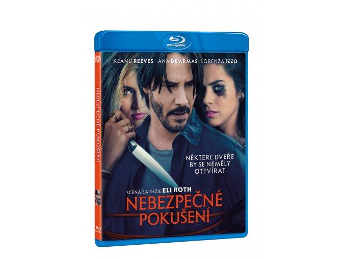 Blu-ray: Nebezpečné pokušení