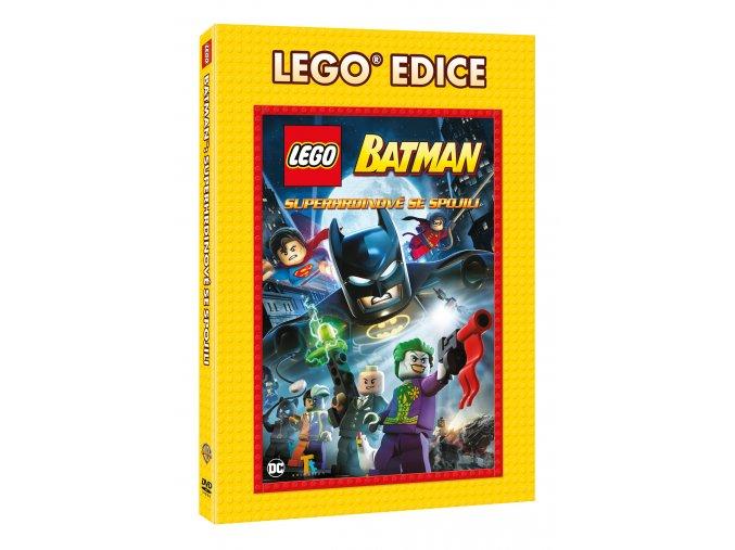 Lego: Batman - Edice Lego filmy DVD