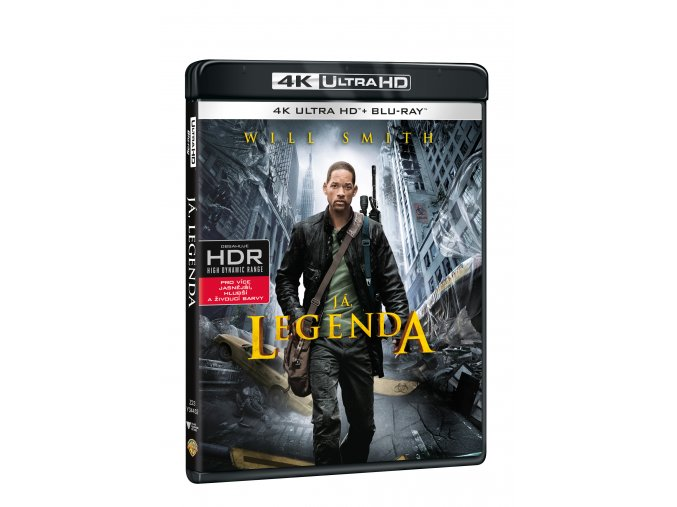 Já, legenda 2BD (UHD+BD)