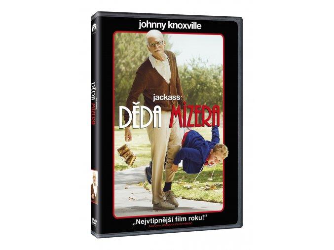 DVD: Jackass: Děda Mizera