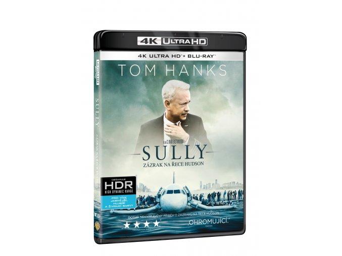 Sully: Zázrak na řece Hudson (UHD+BD)