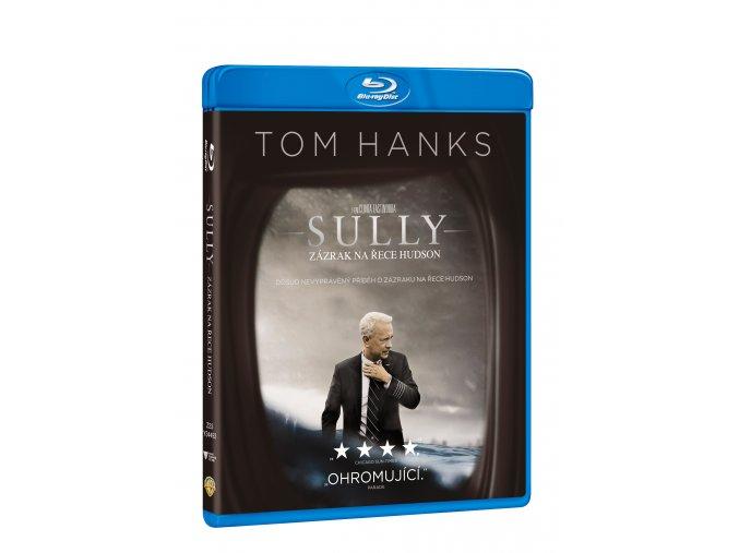 Blu-ray: Sully: Zázrak na řece Hudson