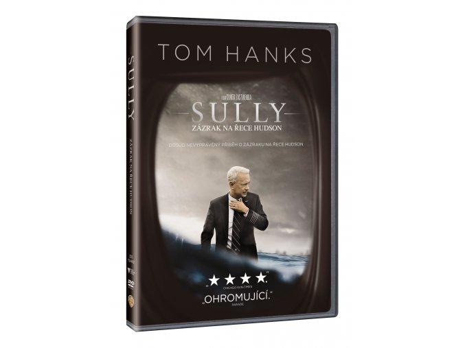 DVD: Sully: Zázrak na řece Hudson