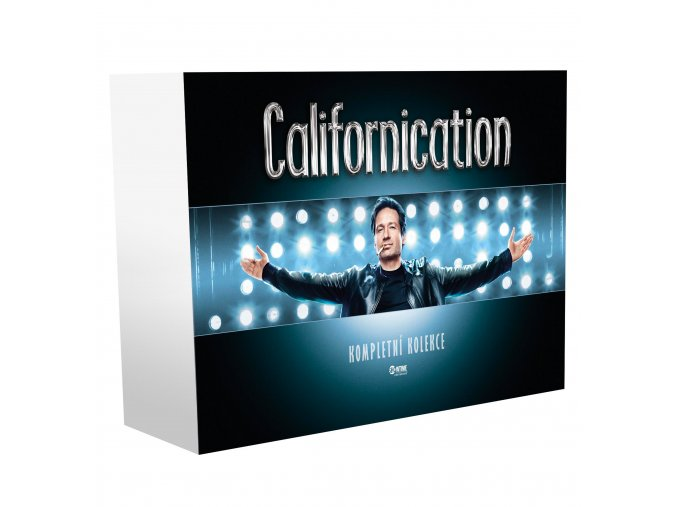 DVD: Californication kolekce 1.-7. série 15 DVD