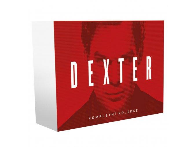 DVD: Dexter kolekce 1.-8. série 26DVD