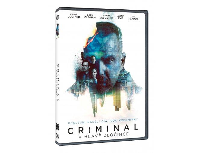 DVD: Criminal: V hlavě zločince