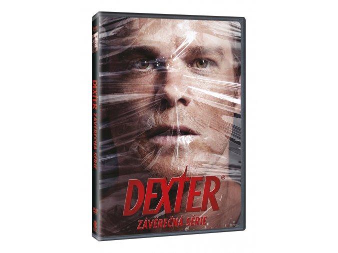 DVD: Dexter: Závěrečná série 4DVD