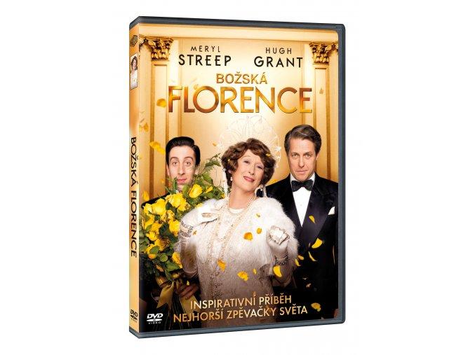 DVD: Božská Florence