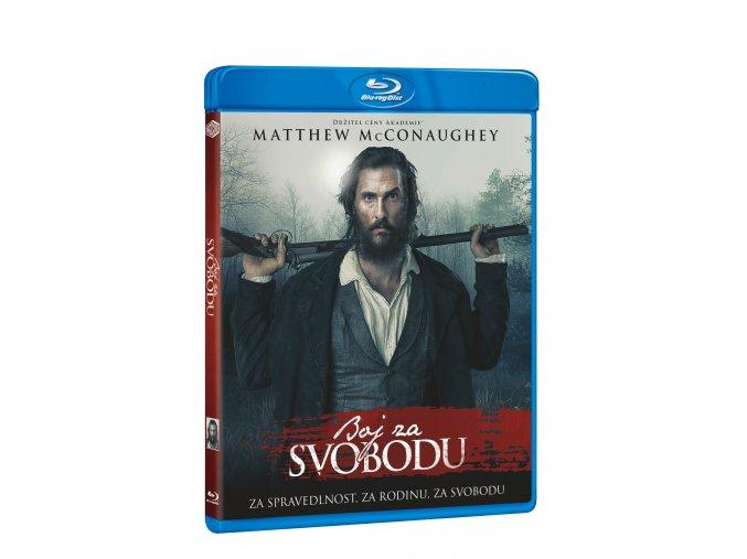 Blu-ray: Boj za svobodu