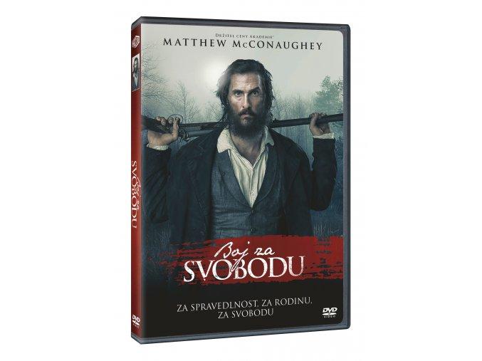 DVD: Boj za svobodu