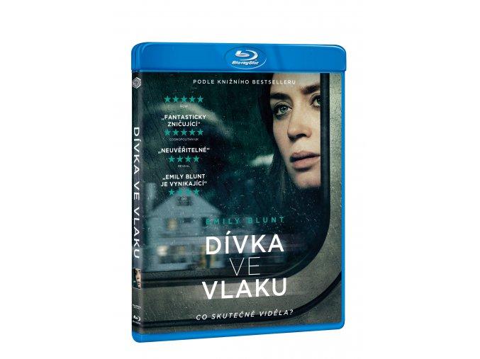 Blu-ray: Dívka ve vlaku