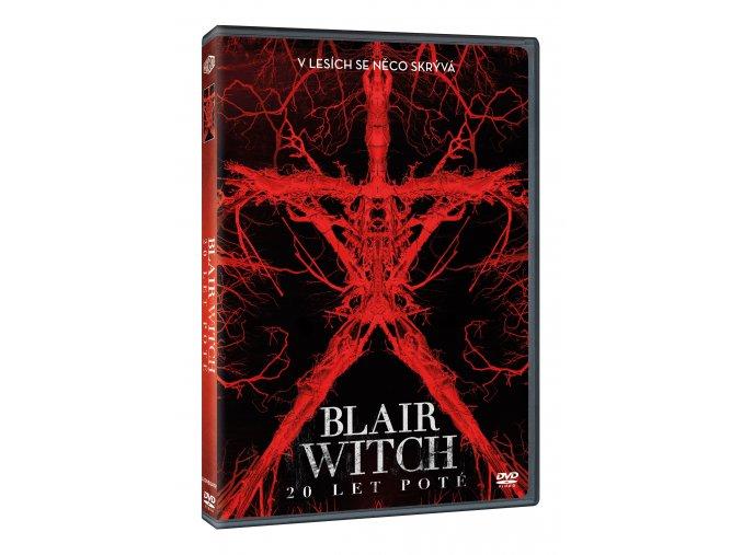 DVD: Blair Witch: 20 let poté