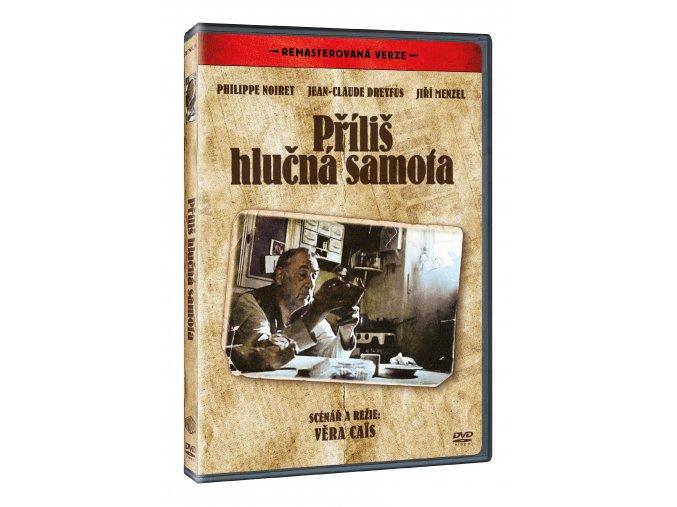 DVD: Příliš hlučná samota (remasterovaná verze)