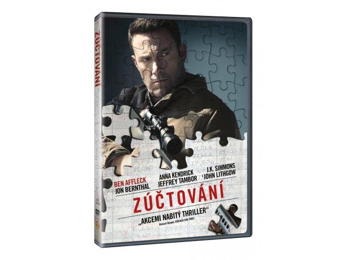 Zúčtování DVD