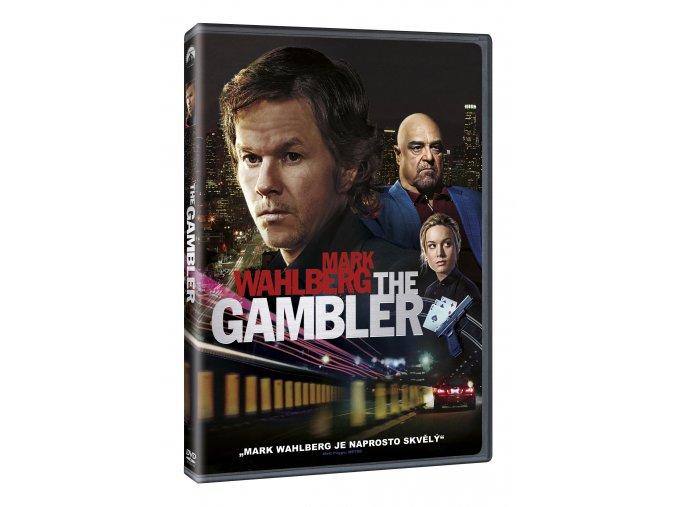 DVD: The Gambler