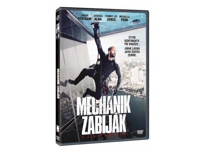 Mechanik zabiják: Vzkříšení DVD