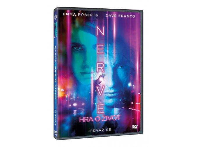 Nerve: Hra o život DVD