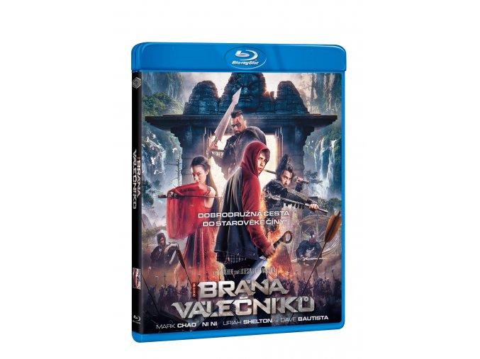Blu-ray: Brána válečníků