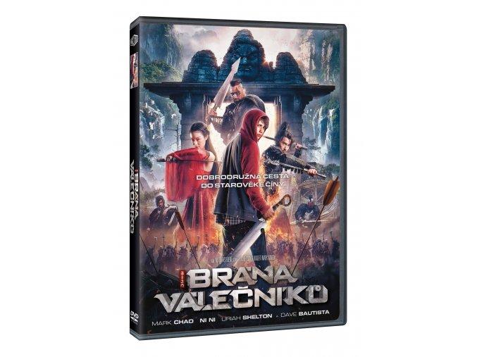 DVD: Brána válečníků