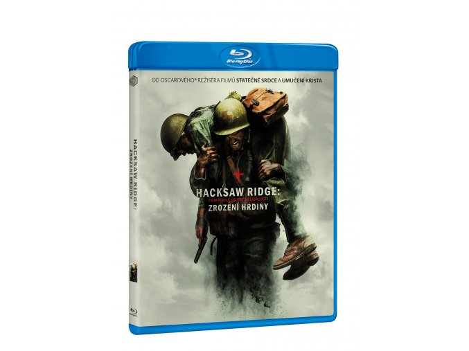 Blu-ray: Hacksaw Ridge: Zrození hrdiny