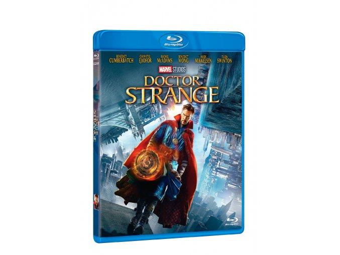 Blu-ray: Doctor Strange