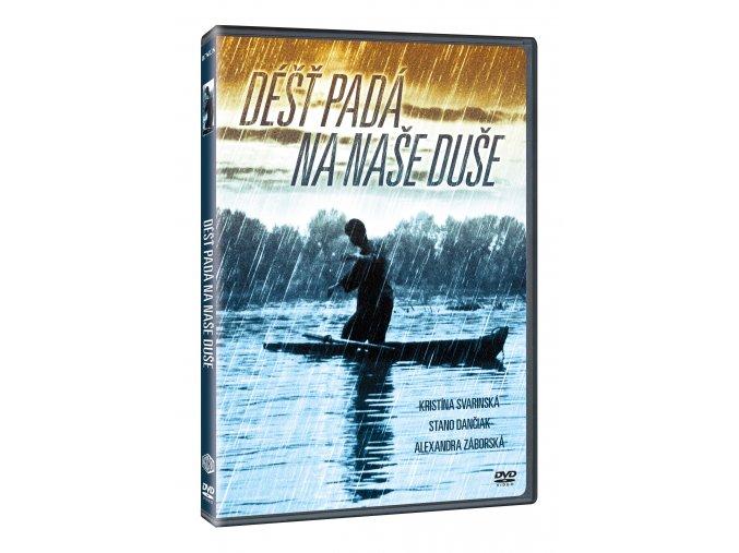 Déšť padá na naše duše DVD