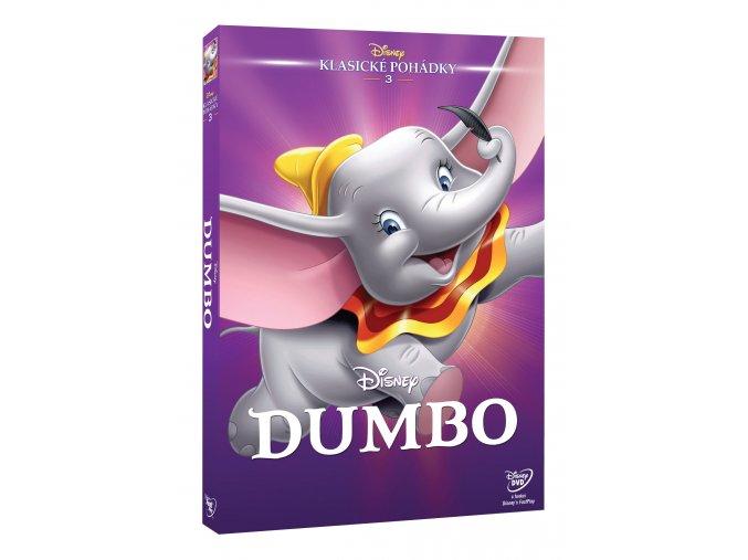 DVD: Dumbo - Edice Disney klasické pohádky