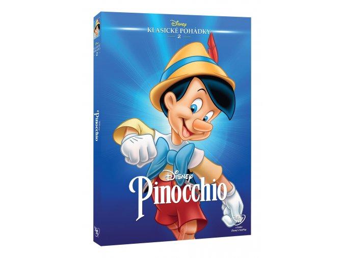 Pinocchio DVD (1940) - Edice Disney klasické pohádky